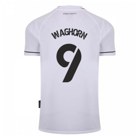2020-2021 Derby County Home Shirt (Kids) (WAGHORN 9)