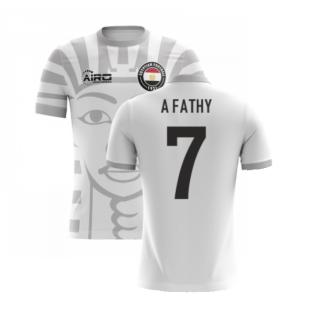 2020-2021 Egypt Airo Concept Away Shirt (A Fathy 7) - Kids