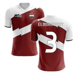 2020-2021 Egypt Home Concept Shirt (ElMohamady 3) - Kids