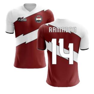 2020-2021 Egypt Home Concept Shirt (Ramadan 14) - Kids