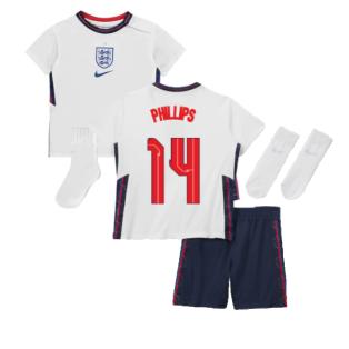 2020-2021 England Home Nike Baby Kit (Phillips 14)