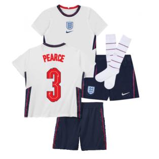 2020-2021 England Home Nike Mini Kit (PEARCE 3)