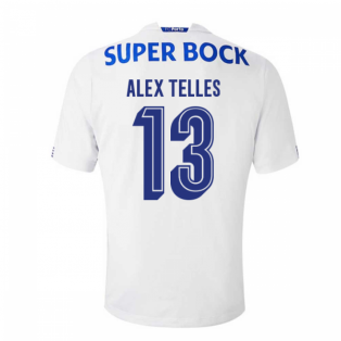 2020-2021 FC Porto Third Football Shirt (ALEX TELLES 13)