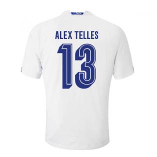 2020-2021 FC Porto Third Football Shirt (Kids) (ALEX TELLES 13)
