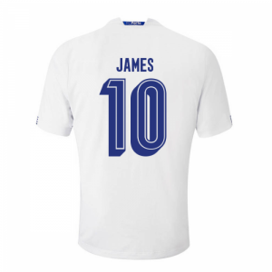 2020-2021 FC Porto Third Football Shirt (Kids) (JAMES 10)