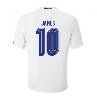 2020-2021 FC Porto Third Football Shirt (Kids) (JAMES 10)
