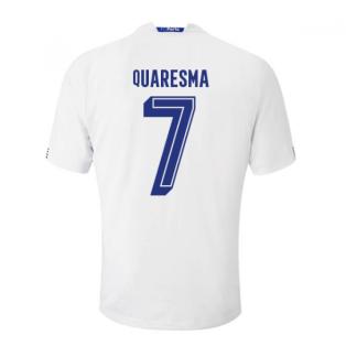 2020-2021 FC Porto Third Football Shirt (Kids) (QUARESMA 7)