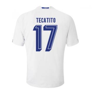 2020-2021 FC Porto Third Football Shirt (Kids) (TECATITO 17)