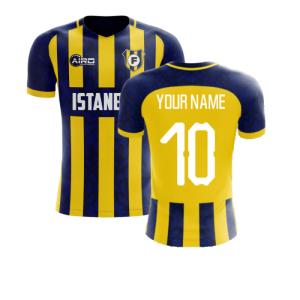2020-2021 Fenerbahce Home Concept Football Shirt