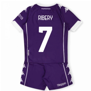 2020-2021 Fiorentina Home Kit (Kids) (RIBERY 7)