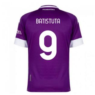 2020-2021 Fiorentina Home Shirt (BATISTUTA 9)