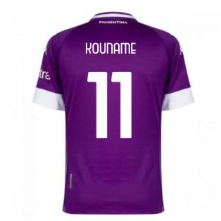 2020-2021 Fiorentina Home Shirt (KOUNAME 11)