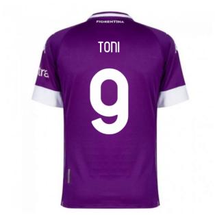 2020-2021 Fiorentina Home Shirt (TONI 9)