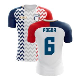 2020-2021 France Away Concept Shirt (Pogba 6) - Kids