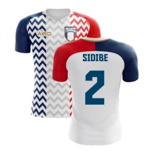 2020-2021 France Away Concept Shirt (Sidibe 2) - Kids