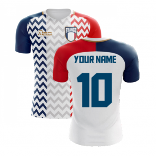 2020-2021 France Away Concept Shirt (Your Name)
