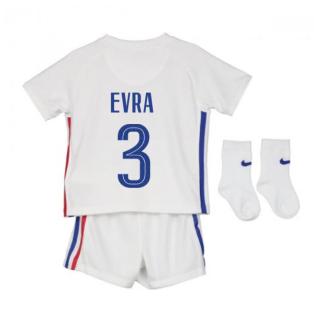 2020-2021 France Away Nike Baby Kit (EVRA 3)