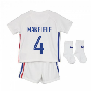2020-2021 France Away Nike Baby Kit (MAKELELE 4)