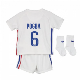 2020-2021 France Away Nike Baby Kit (POGBA 6)