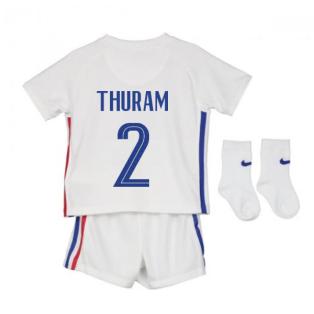 2020-2021 France Away Nike Baby Kit (THURAM 2)