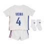 2020-2021 France Away Nike Baby Kit (VIEIRA 4)
