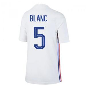 2020-2021 France Away Nike Football Shirt (Kids)