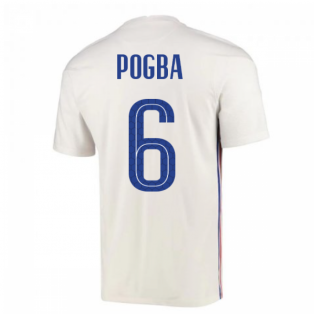 2020-2021 France Away Nike Football Shirt (POGBA 6)