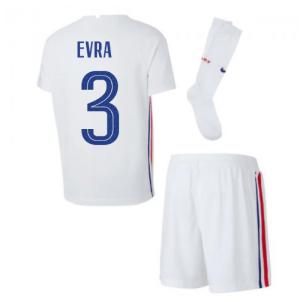 2020-2021 France Away Nike Little Boys Mini Kit (EVRA 3)