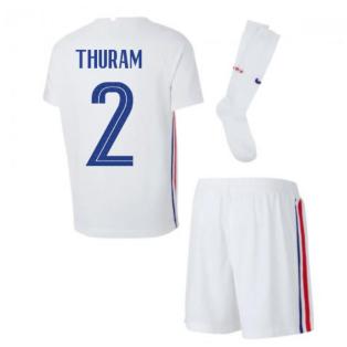 2020-2021 France Away Nike Little Boys Mini Kit (THURAM 2)