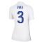 2020-2021 France Away Nike Womens Shirt (EVRA 3)