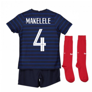 2020-2021 France Home Nike Mini Kit (MAKELELE 4)