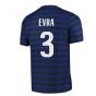 2020-2021 France Home Nike Vapor Match Shirt (EVRA 3)