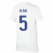 2020-2021 France Nike Evergreen Crest Tee (White) (BLANC 5)