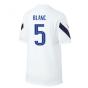 2020-2021 France Nike Training Shirt (White) (BLANC 5)
