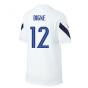 2020-2021 France Nike Training Shirt (White) (Digne 12)
