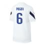 2020-2021 France Nike Training Shirt (White) (POGBA 6)