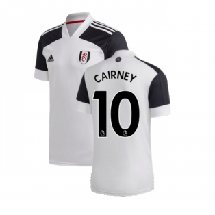 2020-2021 Fulham Home Shirt (CAIRNEY 10)