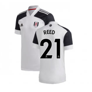 2020-2021 Fulham Home Shirt (REED 21)