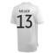 2020-2021 Germany Adidas Training Shirt (Grey) (BALLACK 13)