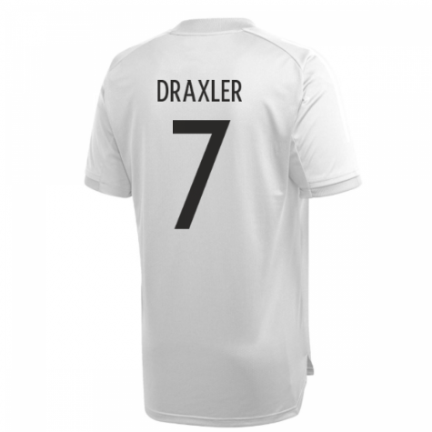 2020-2021 Germany Adidas Training Shirt (Grey) (DRAXLER 7)