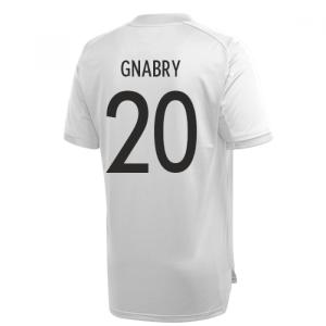 2020-2021 Germany Adidas Training Shirt (Grey) (GNABRY 20)