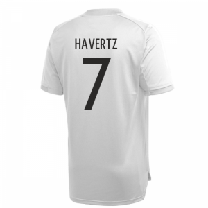 2020-2021 Germany Adidas Training Shirt (Grey) (HAVERTZ 7)