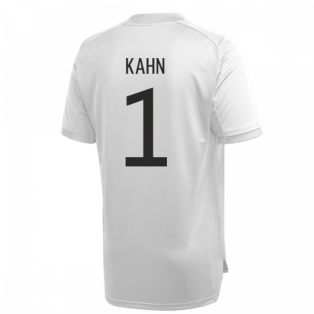 2020-2021 Germany Adidas Training Shirt (Grey) (KAHN 1)