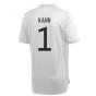 2020-2021 Germany Adidas Training Shirt (Grey) (KAHN 1)