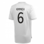 2020-2021 Germany Adidas Training Shirt (Grey) (KIMMICH 6)