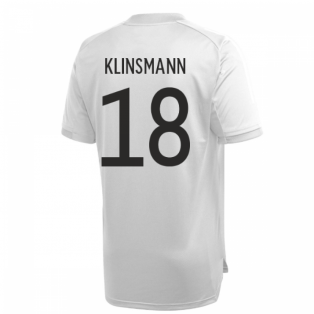 2020-2021 Germany Adidas Training Shirt (Grey) (KLINSMANN 18)