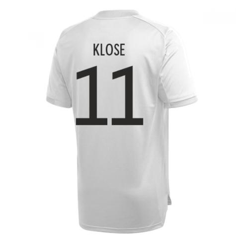 2020-2021 Germany Adidas Training Shirt (Grey) (KLOSE 11)