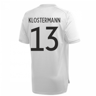 2020-2021 Germany Adidas Training Shirt (Grey) (KLOSTERMANN 13)