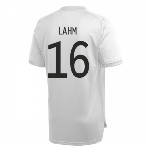 2020-2021 Germany Adidas Training Shirt (Grey) (LAHM 16)