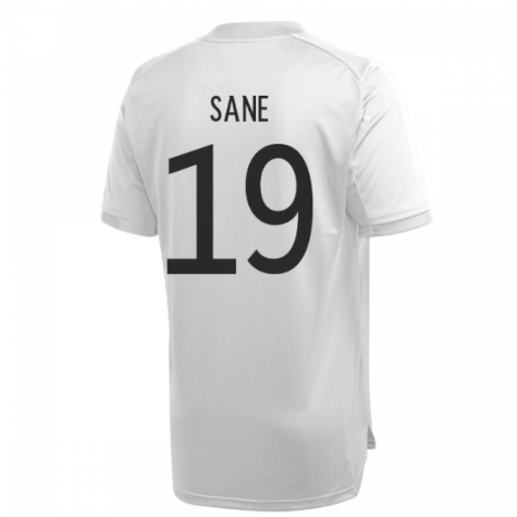 2020-2021 Germany Adidas Training Shirt (Grey) (SANE 19)